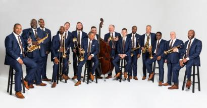 Jazz at Lincoln Center Orchestra with Wynton Marsalis & Brussels Jazz Orchestra| Masterclass Jazz FEBKCB2020
