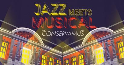 Jazz & Musical in the 1920 | Conservamus Steunconcert 28.10.2020